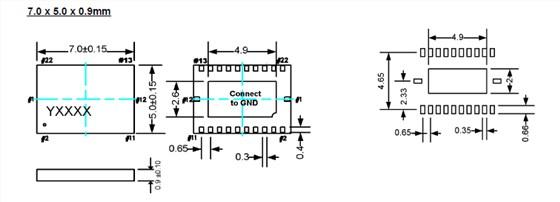 sitime晶振,sit9103晶振,可编程时钟发生器