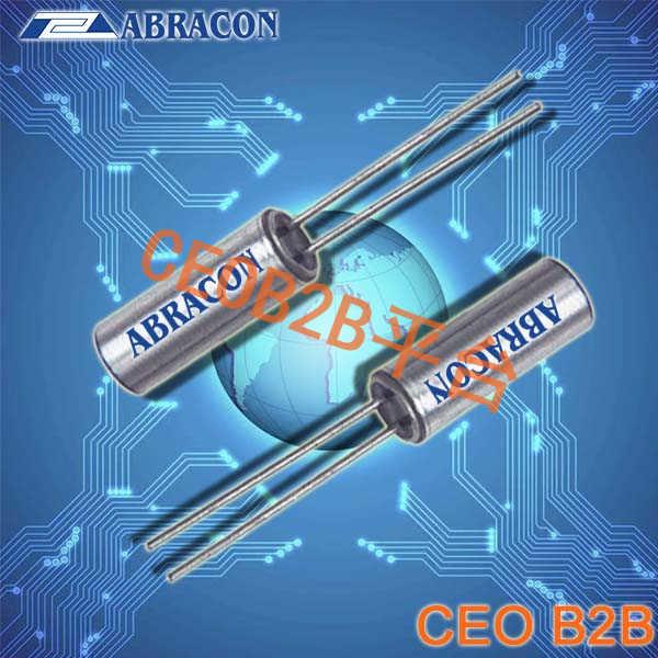 Abracon晶振,AB38T晶振,进口圆柱晶振