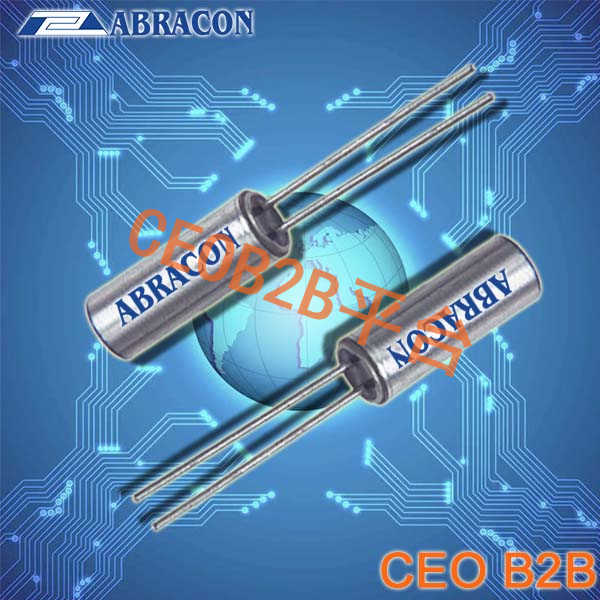 Abracon晶振,AB308晶振,进口圆柱晶振