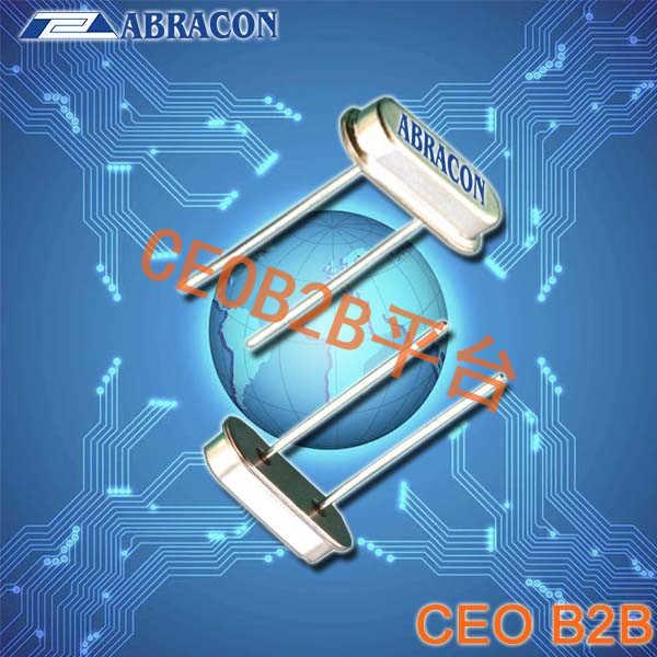 Abracon晶振,ABL晶振,插件石英晶体