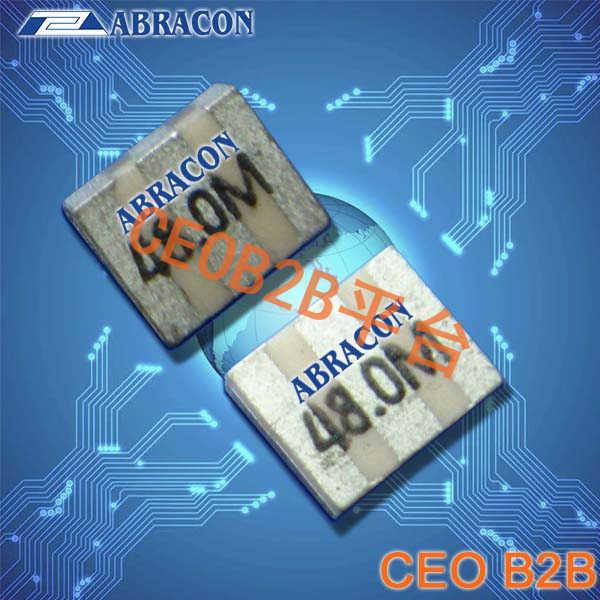 Abracon晶振,AWSCR-CW晶振,压电陶瓷晶振