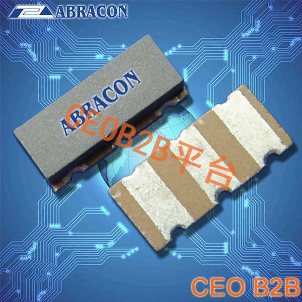 Abracon晶振,AWSCR-MGD晶振,三脚贴片陶瓷晶振