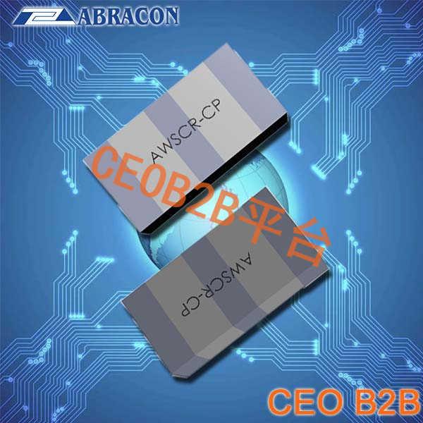 Abracon晶振,AWSCR-CP晶振,贴片陶瓷谐振器