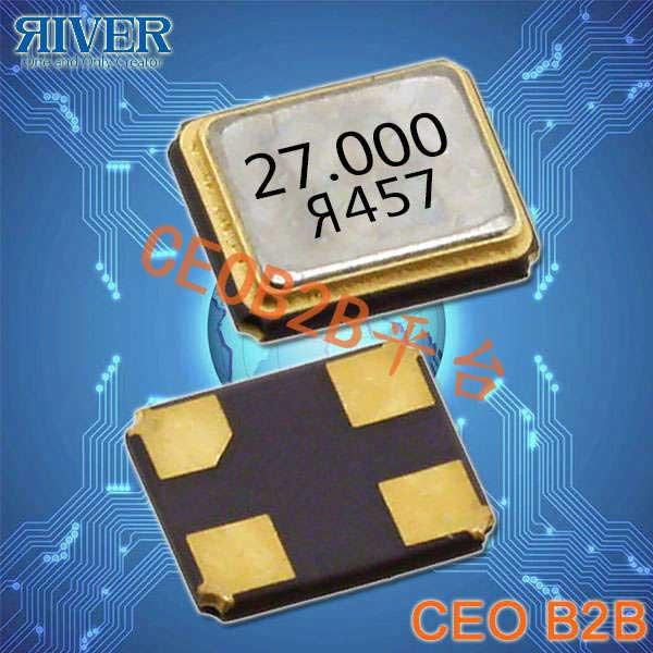 大河晶振,石英晶体振荡器,FCXO-06T晶振