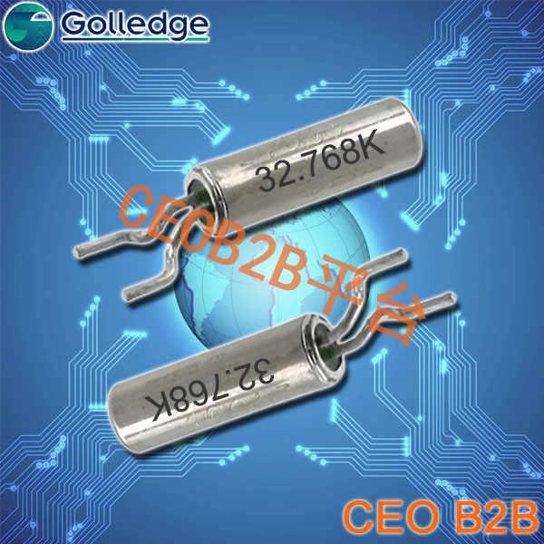 高利奇晶振,32.768K晶振,GSWX-26晶振