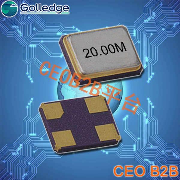 高利奇晶振,3225晶振,GXO-3301晶振