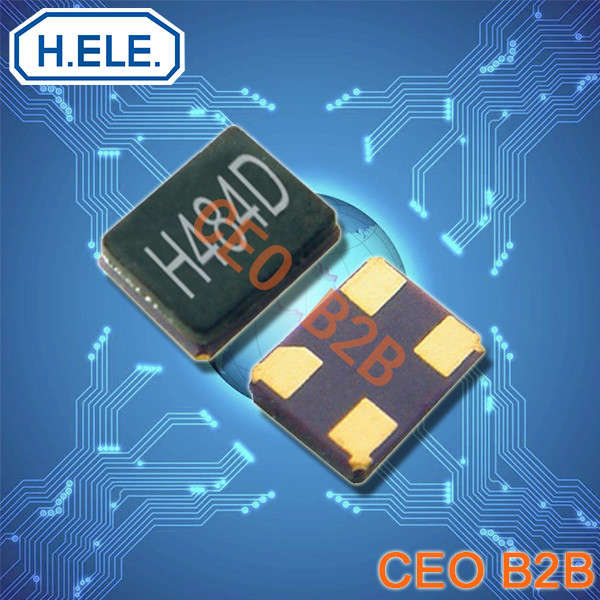 加高晶振,石英晶体谐振器,HSX321G晶振