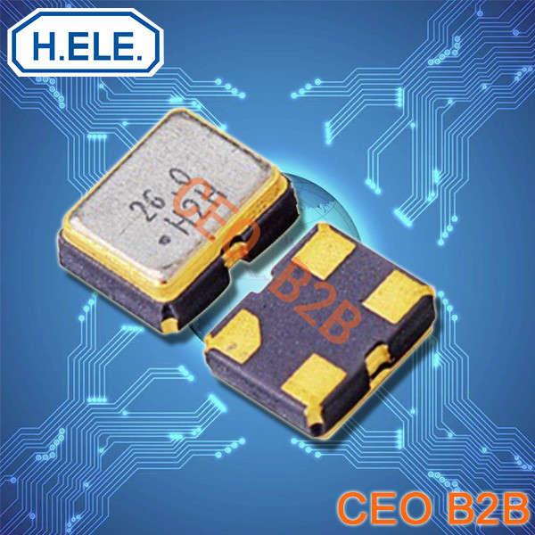 加高晶振,温补晶振,HSB221S晶振