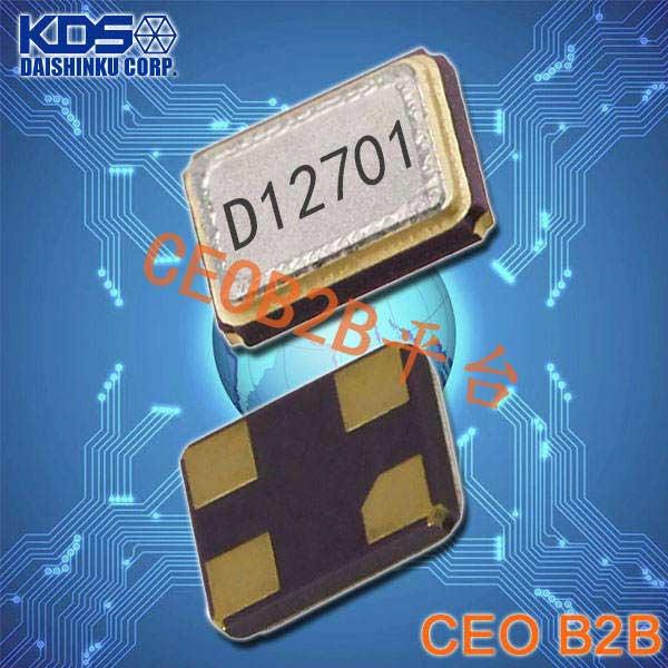 KDS晶振,石英晶振,DSX321SL晶振