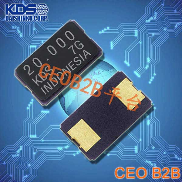 KDS晶振,无源晶振,DSX840GA晶振