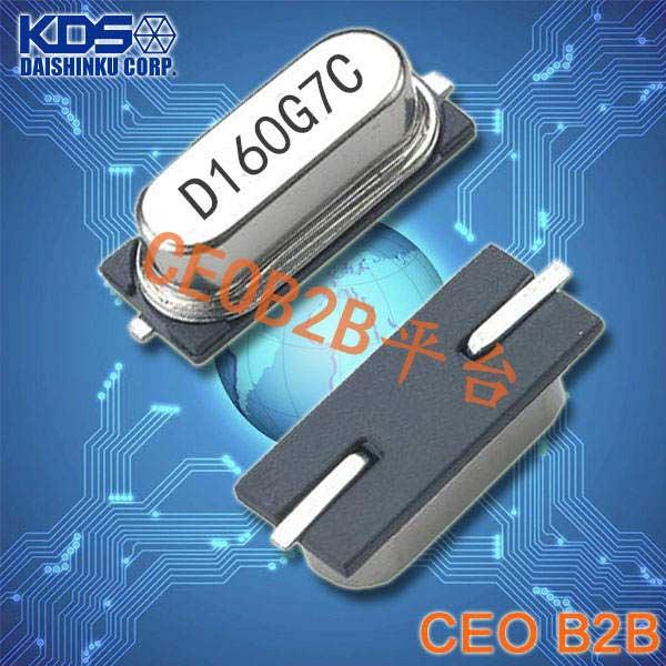 KDS晶振,石英晶振,SMD-49晶振