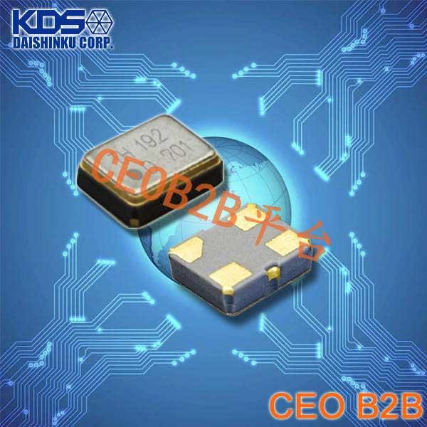 KDS晶振,无源晶振,DSR211STH晶振