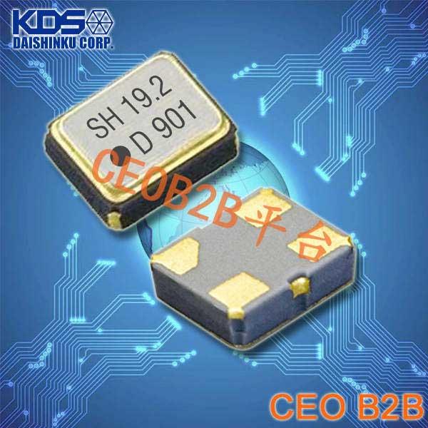 KDS晶振,无源晶振,DSR221STH晶振