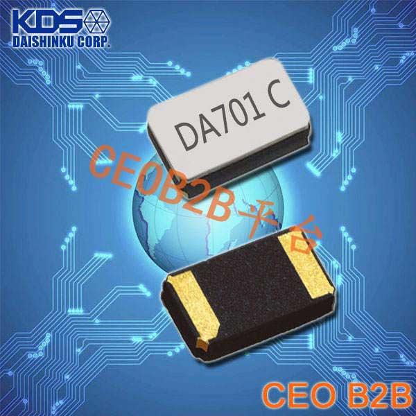 KDS晶振,32.768K晶振,DST1610AL晶振