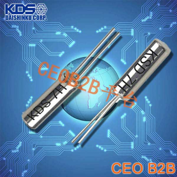 KDS晶振,圆柱晶振,DT-261晶振