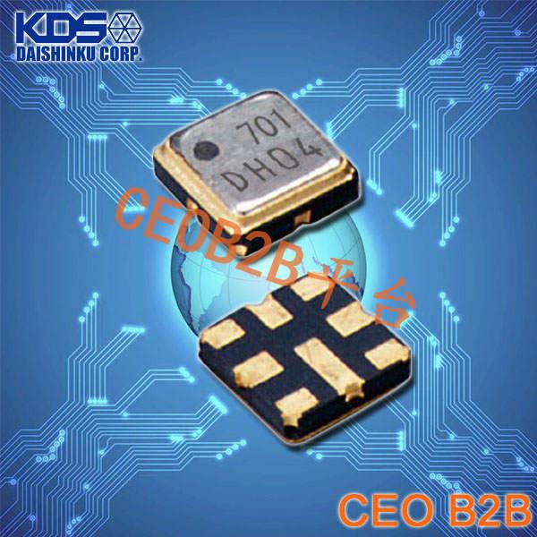 KDS晶振,贴片晶体滤波器,DSF334SAO滤波器