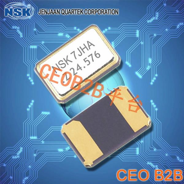 NSK晶振,贴片晶振,NXH-53-AP2-SEAM晶振
