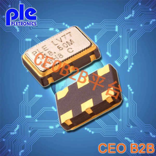 Pletronics晶振,PE44F/PE44G晶振,石英晶振