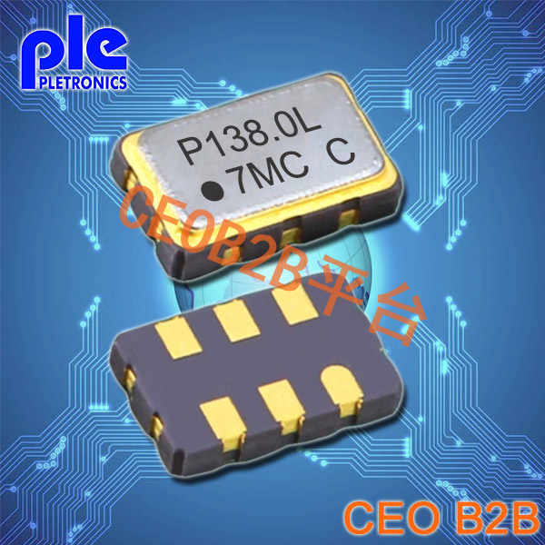 Pletronics晶振,PE55K晶振,进口OSC晶振