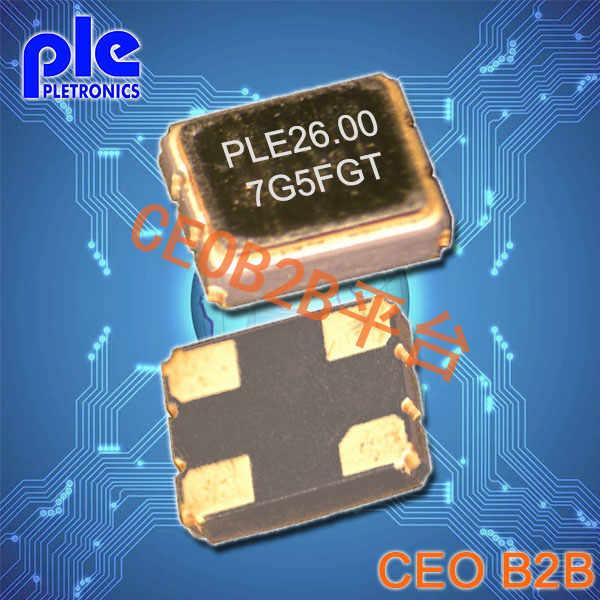 Pletronics晶振,SM33T晶振,有源晶振