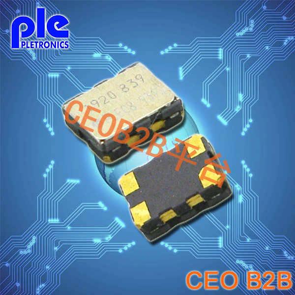Pletronics晶振,TCE4晶振,贴片晶振