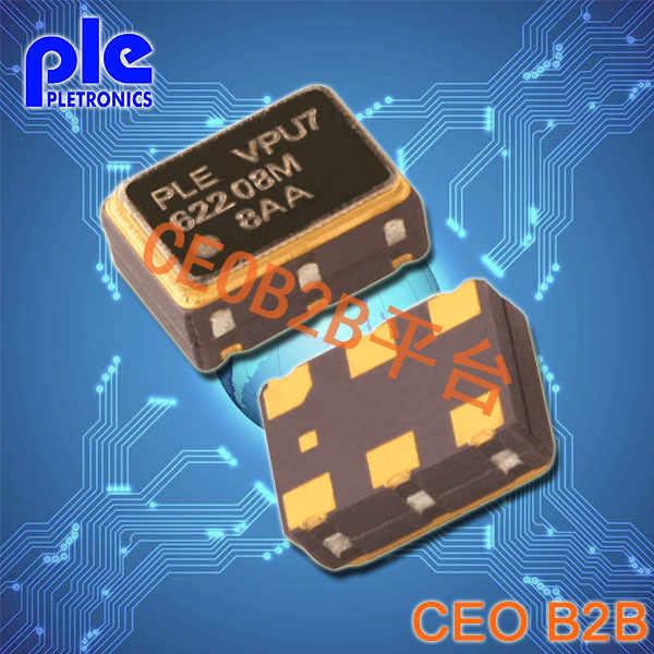 Pletronics晶振,VPU7晶振,压控晶振