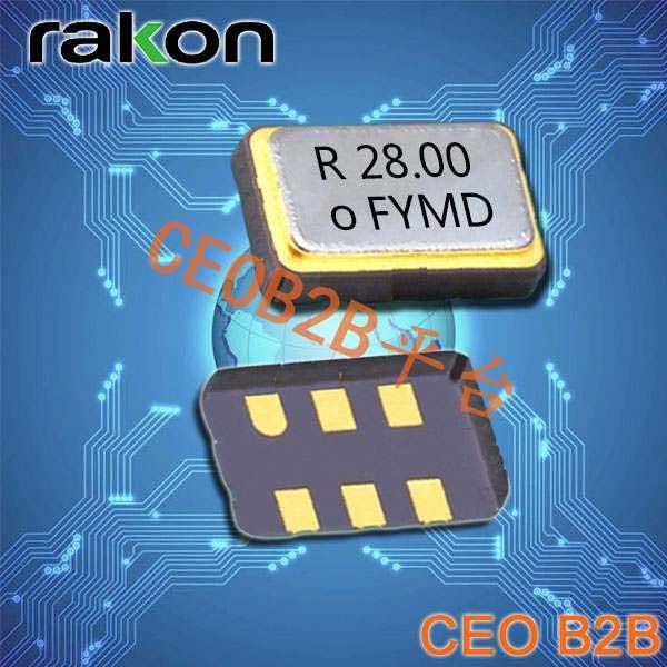 瑞康晶振,OSC晶振,RXO2520R晶振