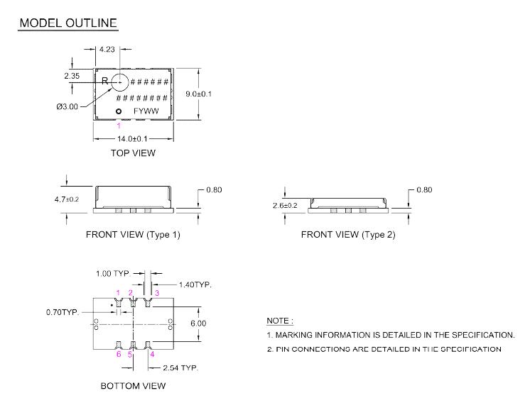 进口瑞康晶振,压控晶振,rvx1490m晶振