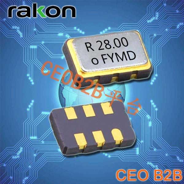 瑞康晶振,贴片晶振,RXO7050R晶振