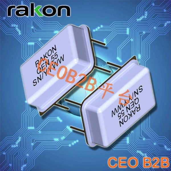 瑞康晶振,石英晶体振荡器,QEN55晶振