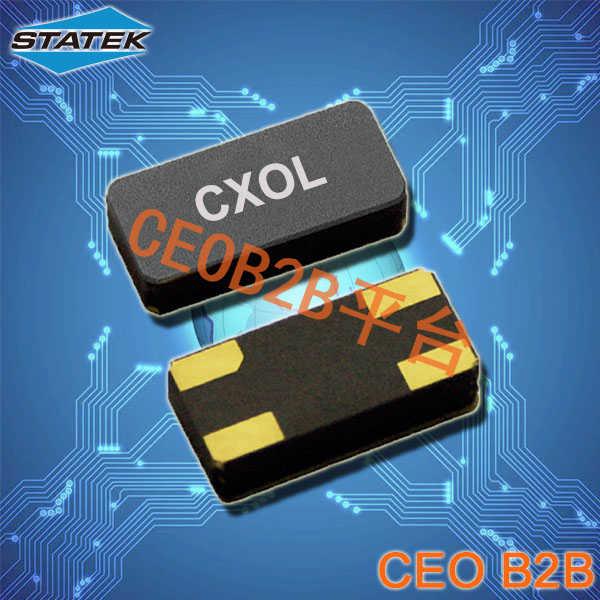 Statek晶振,CXOLP晶振,有源晶振
