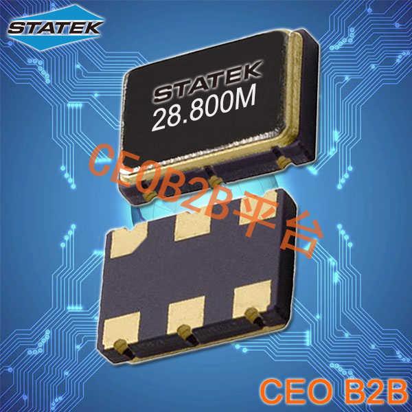 Statek晶振,VCXO晶振,压控晶体振荡器