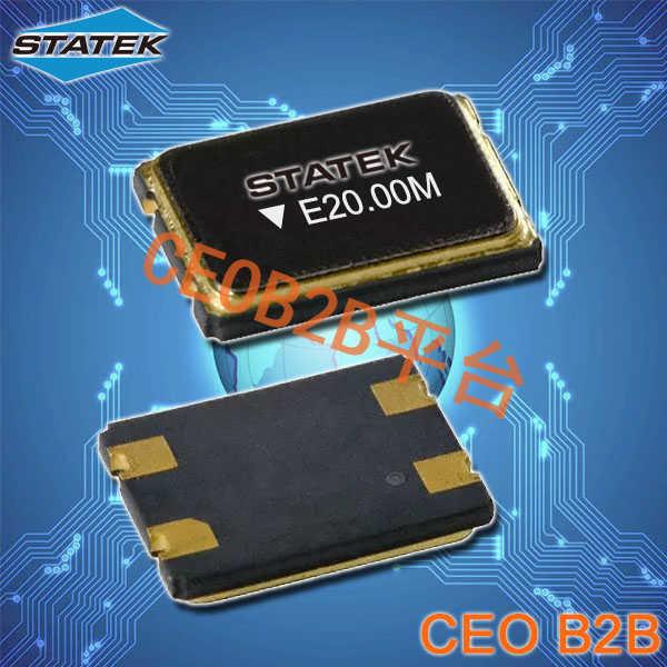 Statek晶振,LFXO晶振,32.768K贴片晶振
