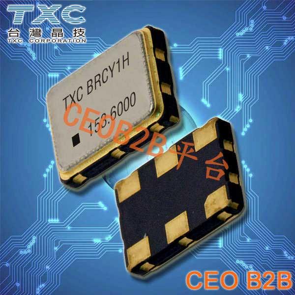 TXC晶振,压控晶振,BR晶振