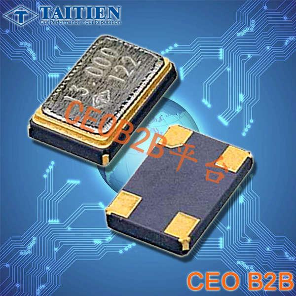 泰艺晶振,压电石英晶体,XV晶振