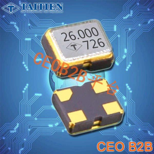 泰艺晶振,石英晶体振荡器,OZ晶振