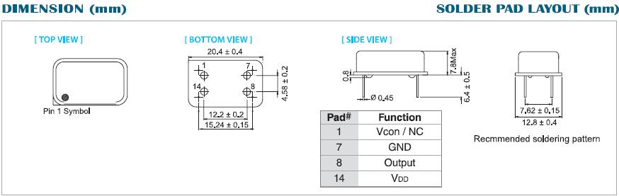 负载电容 有源晶振振荡电路中负载电容的不同,可能导致振荡频率与