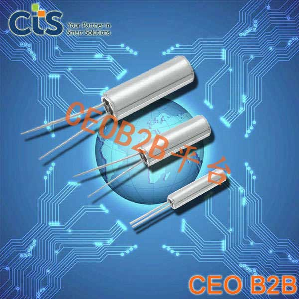 CTS晶振,圆柱晶振,TFNC15晶振