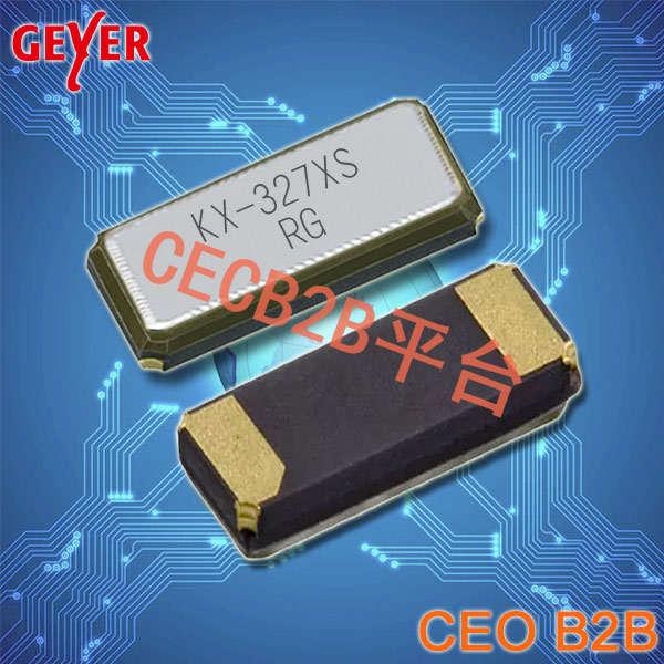 GEYER晶振,贴片晶振,KX-327XS晶振,5018晶振