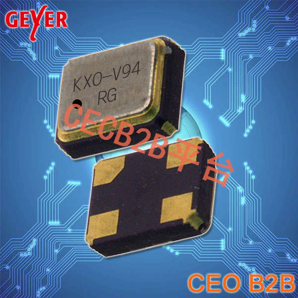 格耶晶振,有源晶振,KXO-V94晶振,小体积2016晶振
