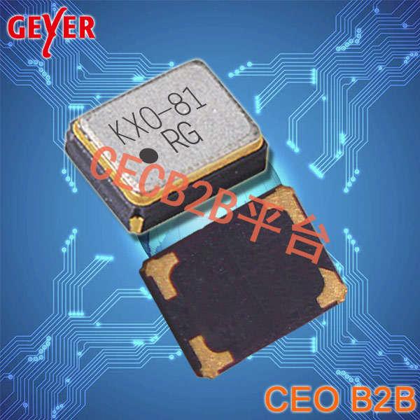 GEYER晶振,温补晶振,KXO-81晶振,2016进口晶振