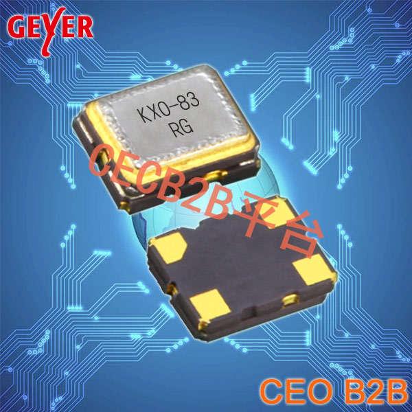 GEYER晶振,温补晶振,KXO-83晶振,有源5032晶振