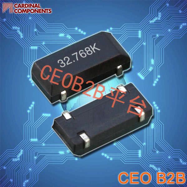 Cardinal晶振,贴片晶振,CPFB晶振,32.768KHZ晶振