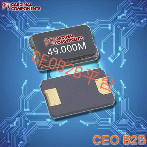 Cardinal晶振,贴片晶振,CX635B晶振,陶瓷面贴片晶振