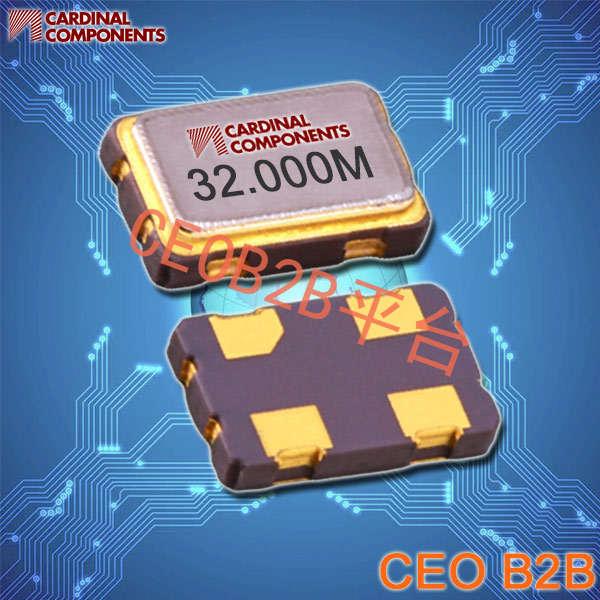 Cardinal晶振,有源晶振,CC137晶振,SPXO晶振