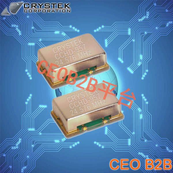 Crystek晶振,时钟振荡器,CCO-985晶振,进口石英晶振