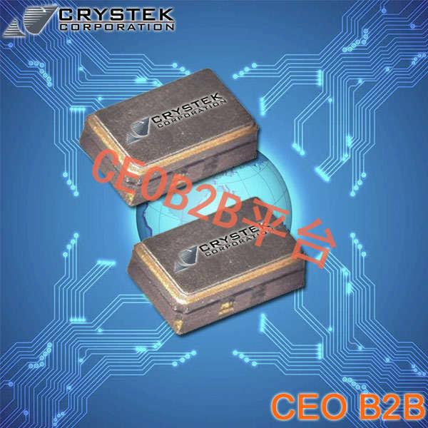 Crystek晶振,压控温补晶振,CVT32晶振,5032进口晶振