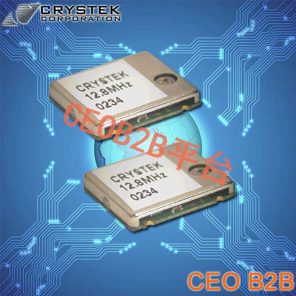 Crystek晶振,温补晶振,CXOHD5晶振,石英晶体振荡器