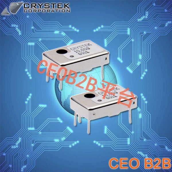 Crystek晶振,温补晶振,CXOS晶振,进口石英振荡器