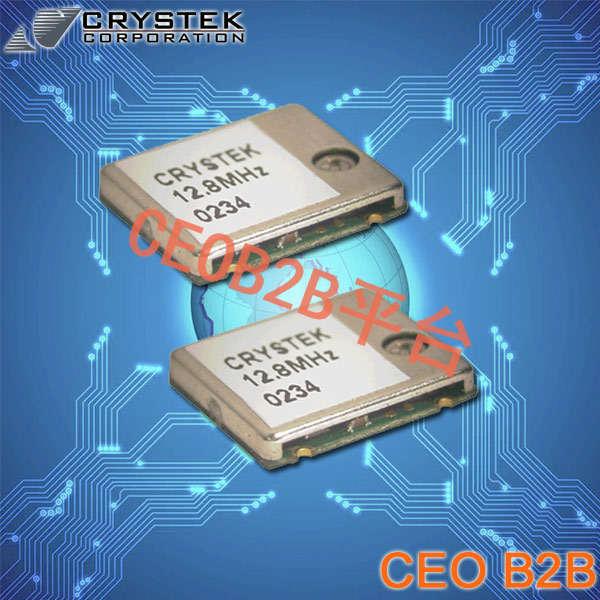 Crystek晶振,温补晶振,CXOSD5晶振,贴片TCXO振荡器